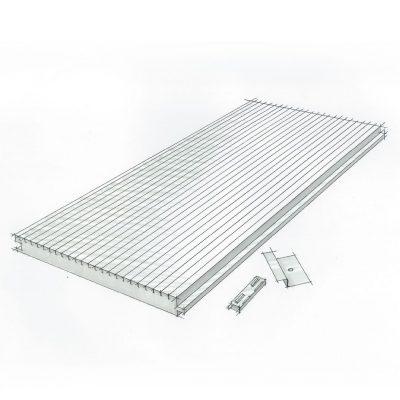 9Wood 3100 Acoustic Plank Sketch