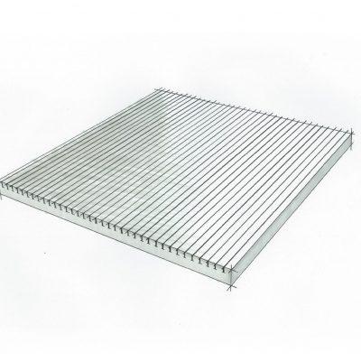 9Wood 3200 Acoustic Tile Sketch.