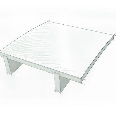 9Wood 8400 Wood Tile Wave Sketch.