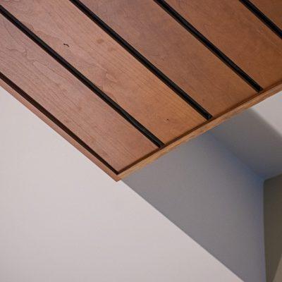 9Wood 2300 Continuous Linear at the DaVita Headquarters, Denver, Colorado. MOA Architecture.