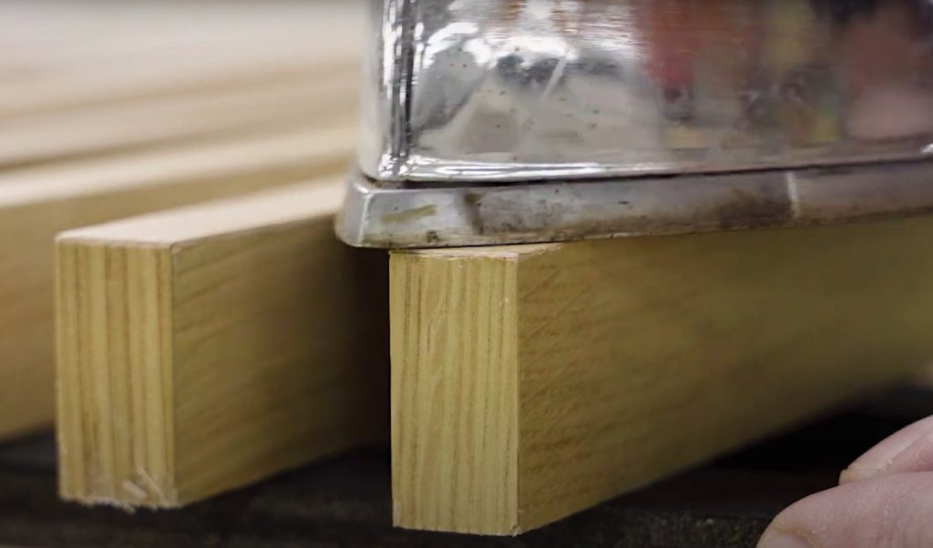 Use an iron to melt the adhesive to repair the delamination