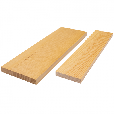 A sample of the 0100 Trims product available to add to any wood ceiling.