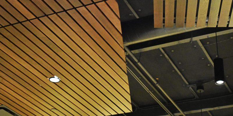 9Wood 2100 Panelized Linear at Chateau Ste. Michelle, Woodinville, Washington. BCRA.