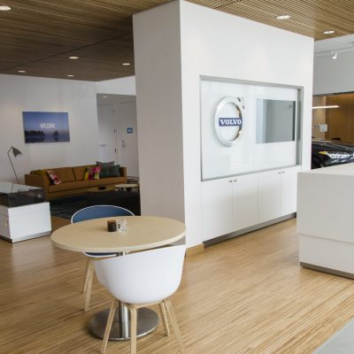 9Wood 1100 Cross Piece Grille at Patrick Volvo, Schaumburg, Illinois. Behles + Behles.