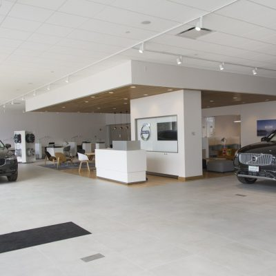 9Wood 1100 Cross Piece Grille at Patrick Volvo, Schaumburg, Illinois. Behles + Behles. Photo: Steve Santay.
