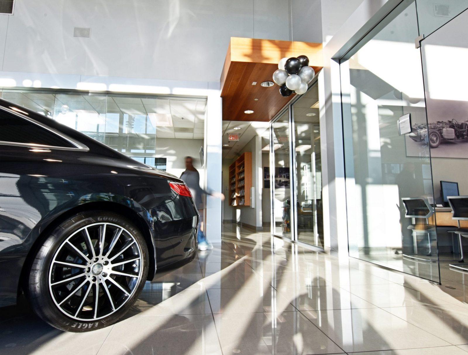 Mercedes-Benz of Daytona - 9Wood