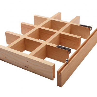 9Wood 6600 Monolithic Cube - Wood Grid.