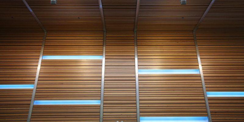 9Wood 2100 Panelized Linear at CBC Radio Canada, Vancouver, British Columbia. Hotson Bakker Boniface Haden Architects + Urbanistes.