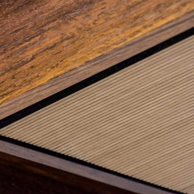 9Wood 3100 Acoustic Plank at Atlantic Aviation PDX, Portland, Oregon. J.R. Miller & Associates.