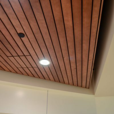 2300 Continuous Linear at the Sun Devils Fitness Center - Downtown Phoenix. Gabor Lorant Architects, Inc.