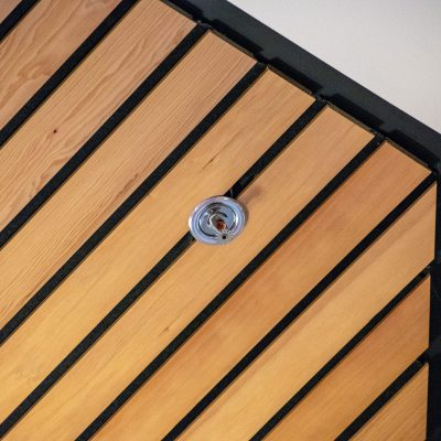9Wood 2300 Continuous Linear at Malabon Elementary, Eugene, Oregon. Soderstrom Architects.
