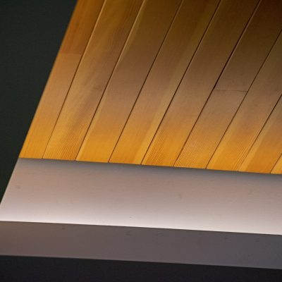 9Wood 2400 T & G Linear at Denver's Union Station North Wing, Denver, Colorado.  AndersonMasonDale Architects.
