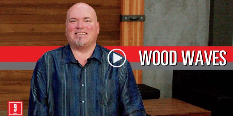 wave wood ceiling youtube image