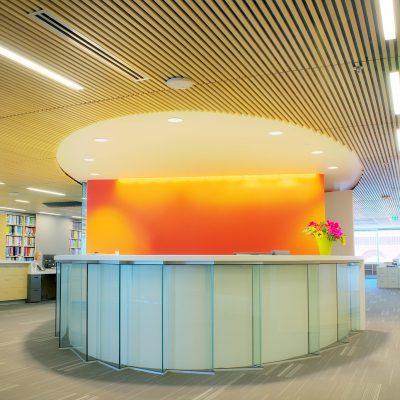 9Wood 2100 Panelized Linear at NAC Architecture Office, Seattle, Washington. NAC Architecture.