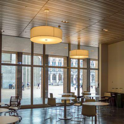 9Wood 2100 Panelized Linear at University of Washington Odegaard Undergraduate Library, Seattle, Washington. Miller Hull Partnership.
