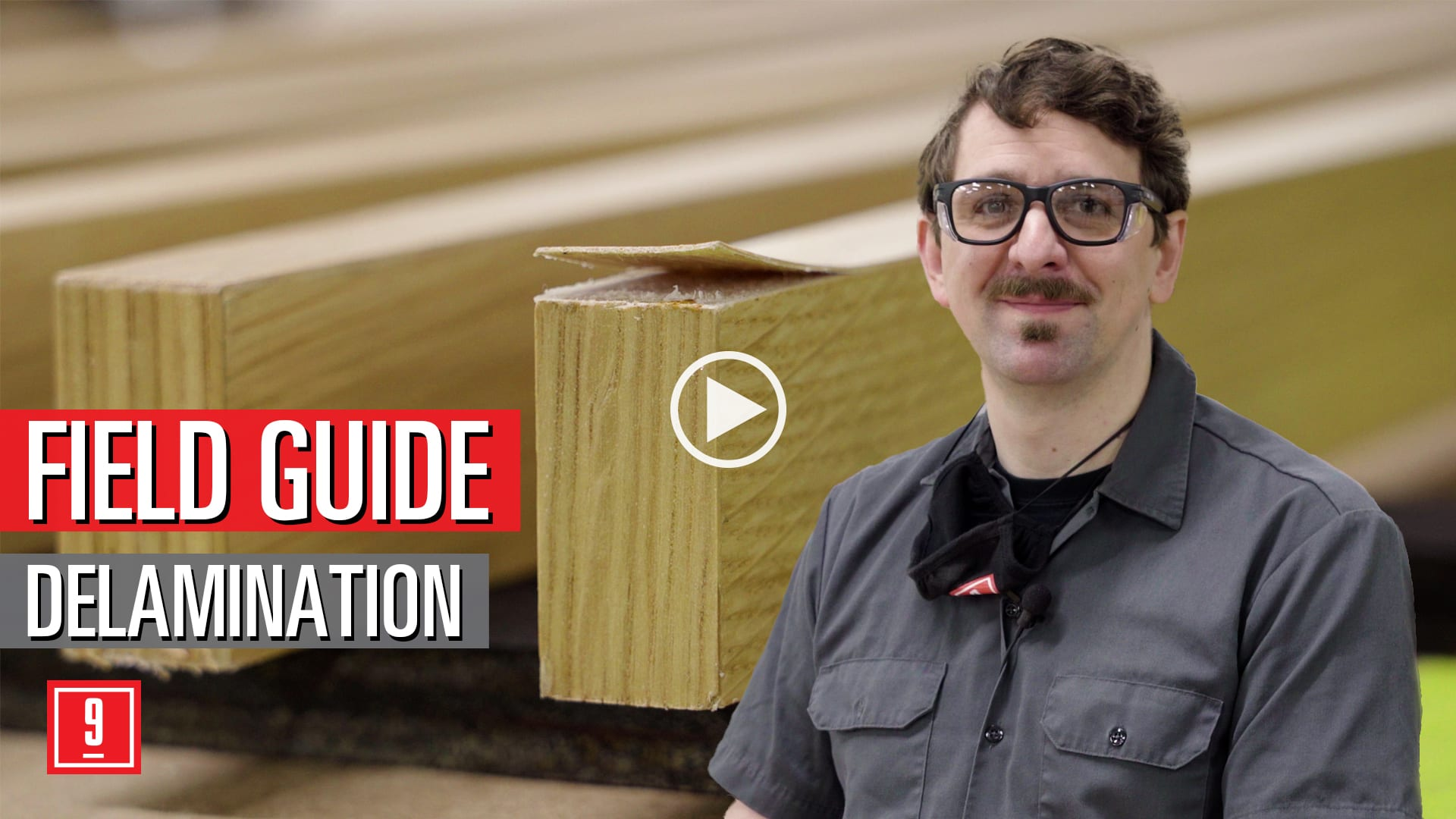 Repairing veneer delamination field guide